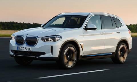 Η νέα ηλεκτρική BMW iX3 θα ξεκινά από τις 64.200 ευρώ