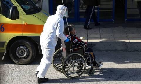 Κορονοϊός: «Διασωληνώνουμε ολόκληρες οικογένειες» - Δραματική έκκληση από Γκάγκα