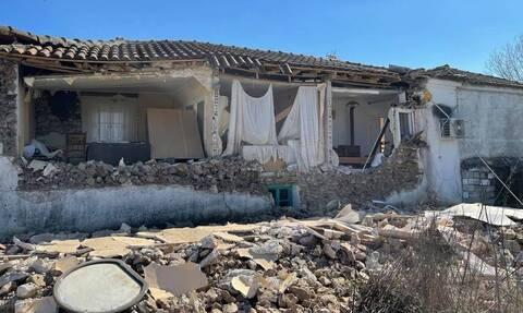 Σεισμός Ελασσόνα: Πέθανε ο 83χρονος που απεγκλωβίστηκε στο Μεσοχώρι - Έδινε μάχη στο νοσοκομείο