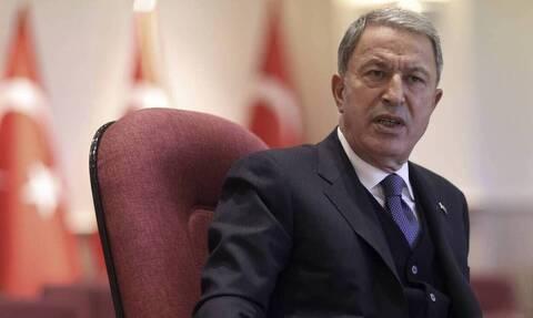 Στον... κόσμο του ο Ακάρ: Ονειρεύεται συμφωνία Τουρκίας - Αιγύπτου για ΑΟΖ