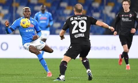 Serie A: Πλησίασε την... Ευρώπη η Νάπολι - Όλα τα γκολ στην Ιταλία (videos)