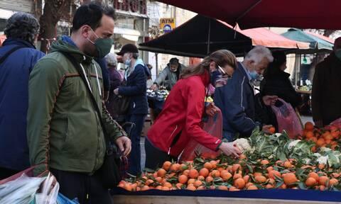Λαϊκές Αγορές: Εισέρχονται σε νέα εποχή με delivery και e-shop