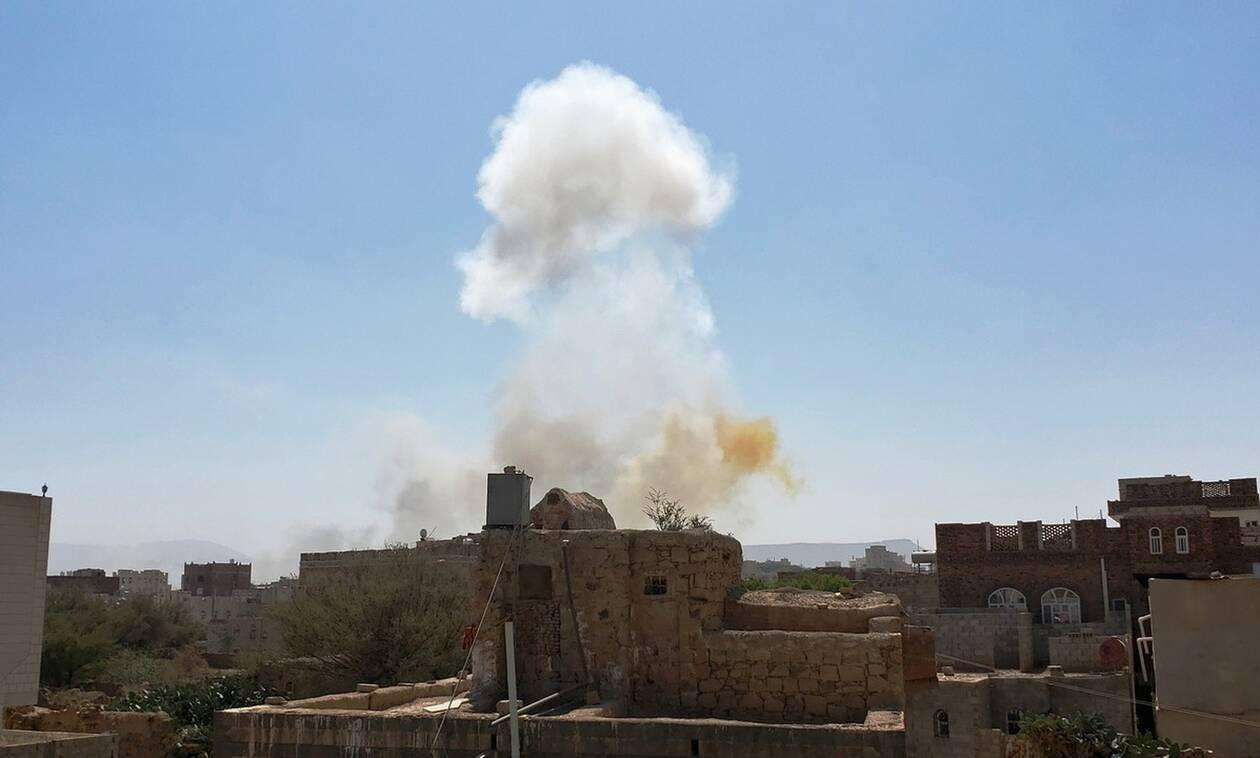 Υεμένη: Πυρκαγιά με αρκετούς νεκρούς σε κέντρο κράτησης μεταναστών