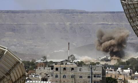 Στόχος επιθέσεων η Σαουδική Αραβία από τους Χούτι της Υεμένης