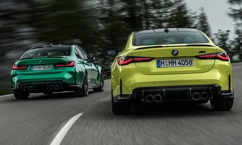 Οι σπέσιαλ, τετραπλές εξατμίσεις των BMW M3 και M4 βγάζουν απίστευτο ήχο