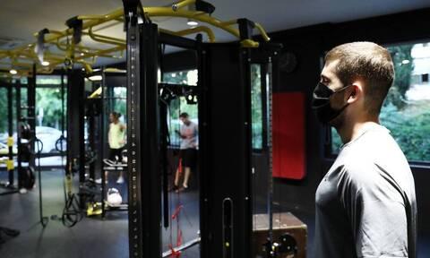 Κορoνοϊός: Το άνοιγμα των γυμναστηρίων με μάσκες προτείνουν οι επιστήμονες