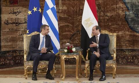 Η Αίγυπτος «αδειάζει» την Τουρκία: Δεν συζητάμε τίποτα για την ανατολική Μεσόγειο, ψέματα οι φήμες
