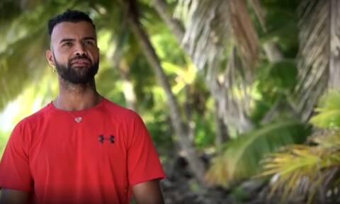 Survivor: Η αποκάλυψη του Περικλή Κονδυλάτου για την Ανθή Σαλαγκούδη (video)