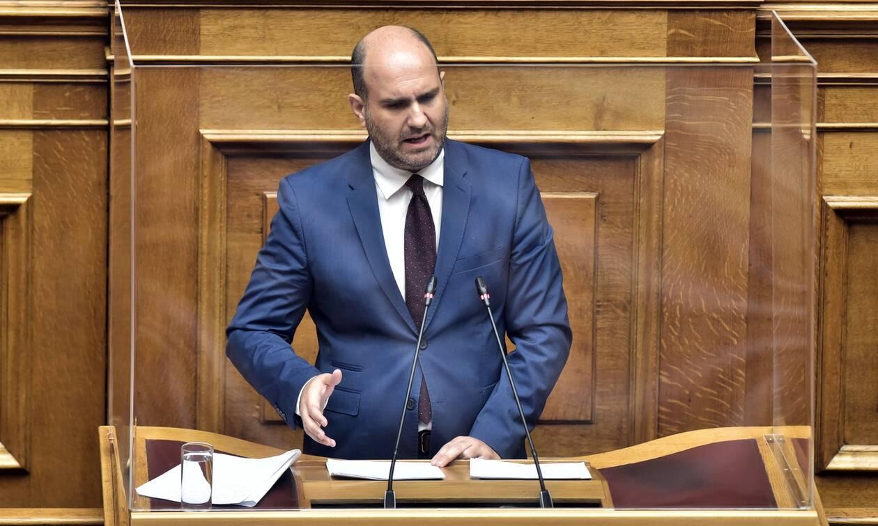 Δημήτρης Μαρκόπουλος: Στο νοσοκομείο με κορονοϊό ο βουλευτής της ΝΔ