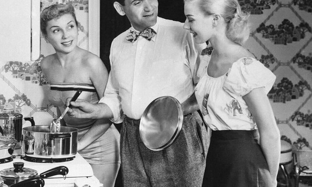 Έρευνα για γυναίκες: Ποιοι κάνουν πλέον τις δουλειές του σπιτιού;