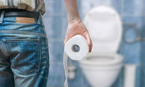 Πόσες φορές την ημέρα είναι φυσιολογικό να πηγαίνουμε τουαλέτα;