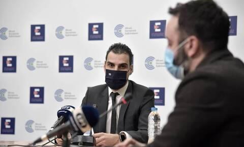 Κορονοϊός: Δείτε LIVE την ενημέρωση για την πορεία της πανδημίας από το υπουργείο Υγείας