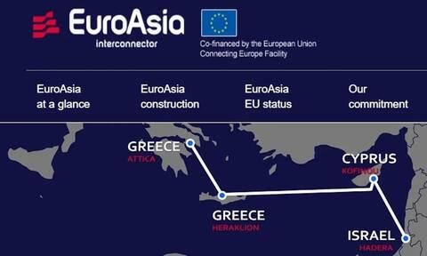 Μνημόνιο μεταξύ Ελλάδας, Κύπρου και Ισραήλ για την ηλεκτρική διασύνδεση EuroAsiaInterconnector