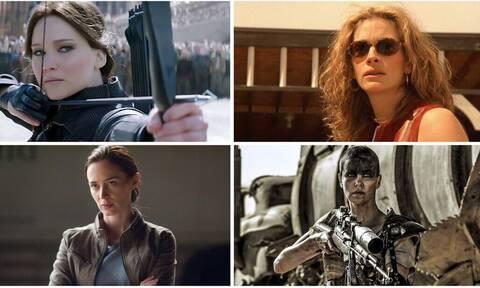 Παγκόσμια Ημέρα Γυναίκας: Οι ηρωίδες που κατέκτησαν το σινεμά!