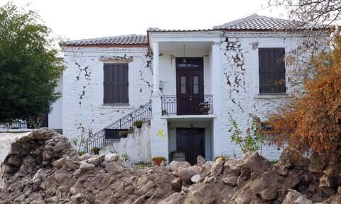 Θεσσαλία: Μη κατοικήσιμα προσωρινά 1.343 σπίτια μετά τους σεισμούς