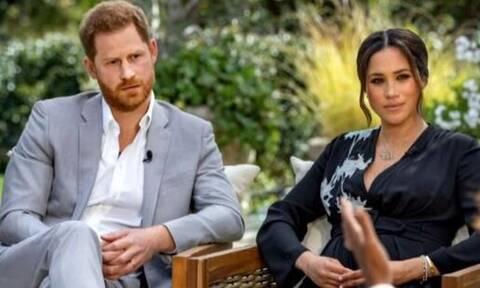 Συνέντευξη πρίγκιπα Χάρι - Μέγκαν στην Όπρα: Έσπασε «ταμεία» - Δείτε τι τηλεθέαση έκανε