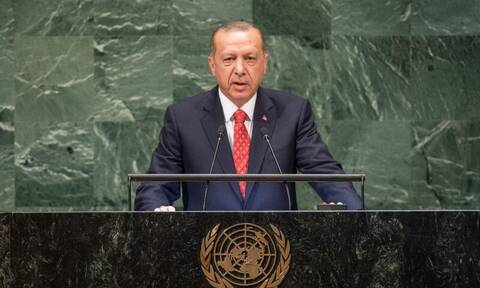 Νέο παραλήρημα Ερντογάν: Win-win τα δυο κράτη στην Κύπρο - Η Ελλάδα προκαλεί στην Ανατολική Μεσόγειο