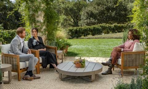 Μέγκαν Μαρκλ - Πρίγκιπας Χάρι: Τα κομμένα πλάνα της συνέντευξης στην Όπρα - Όσα δεν έδειξαν