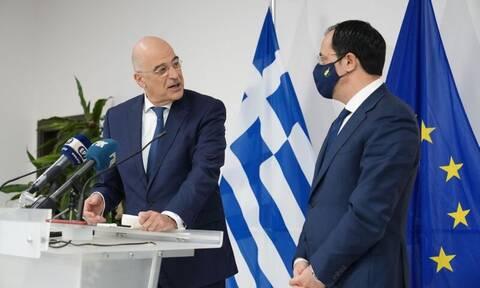 Δένδιας: Στενή συνεργασία με την Αίγυπτο, η Ελλάδα αναπτύσσει σχέσεις στον Αραβικό κόσμο