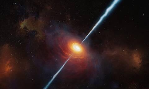 Ανακαλύφθηκε ο πιο μακρινός «ραδιοφάρος» στο σύμπαν - Ένα κβάζαρ σε απόσταση 13 δισ. ετών φωτός
