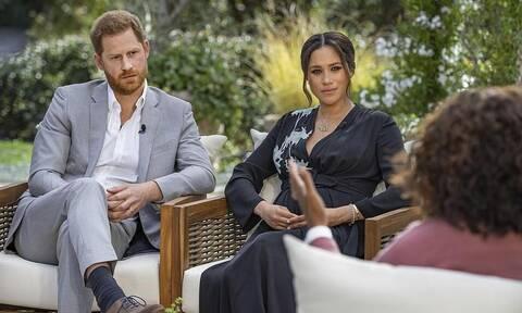 Συνέντευξη Μέγκαν Μαρκλ – Πρίγκιπας Χάρι: Το Παλάτι «παρέλυσε από φόβο» και πιέζεται για απαντήσεις