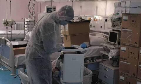 Κορονοϊός: Δύο ιδιωτικές κλινικές στη μάχη για τα περιστατικά COVID-19 στην Αττική