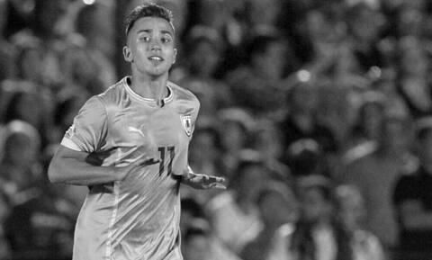 Θρήνος στην Ουρουγουάη: Τραγικός θάνατος 25χρονου ποδοσφαιριστή