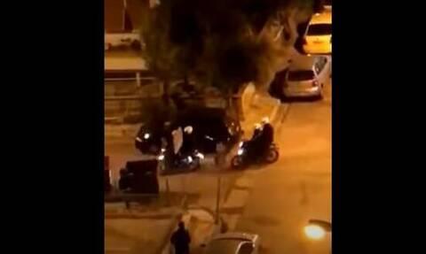 ΕΔΕ για αστυνομικούς που φέρονται να έσπασαν φανάρι αυτοκινήτου στην Πανόρμου