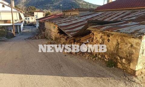 Σεισμός Ελασσόνα: Δύσκολες στιγμές για τους κατοίκους - Σήμερα οι πρώτοι προσωρινοί οικισμοί