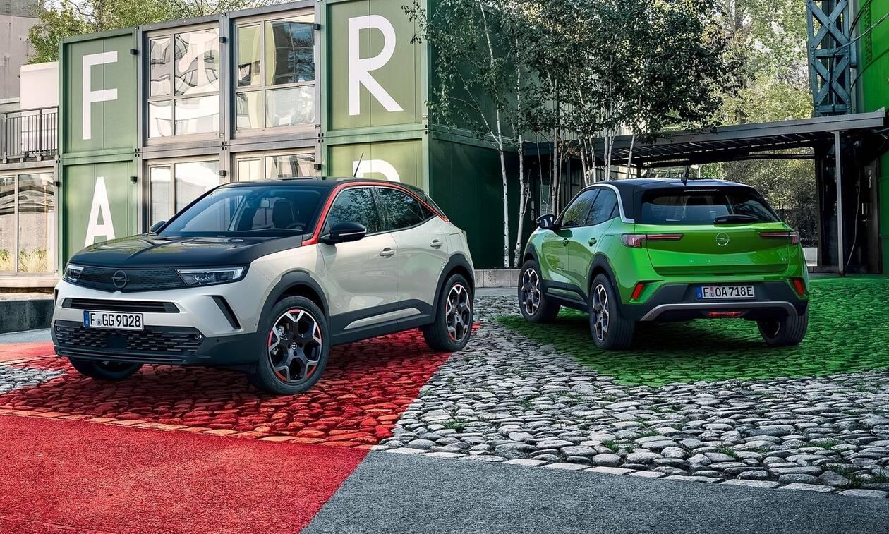 Το νέο Opel Mokka έρχεται στη Βελμάρ