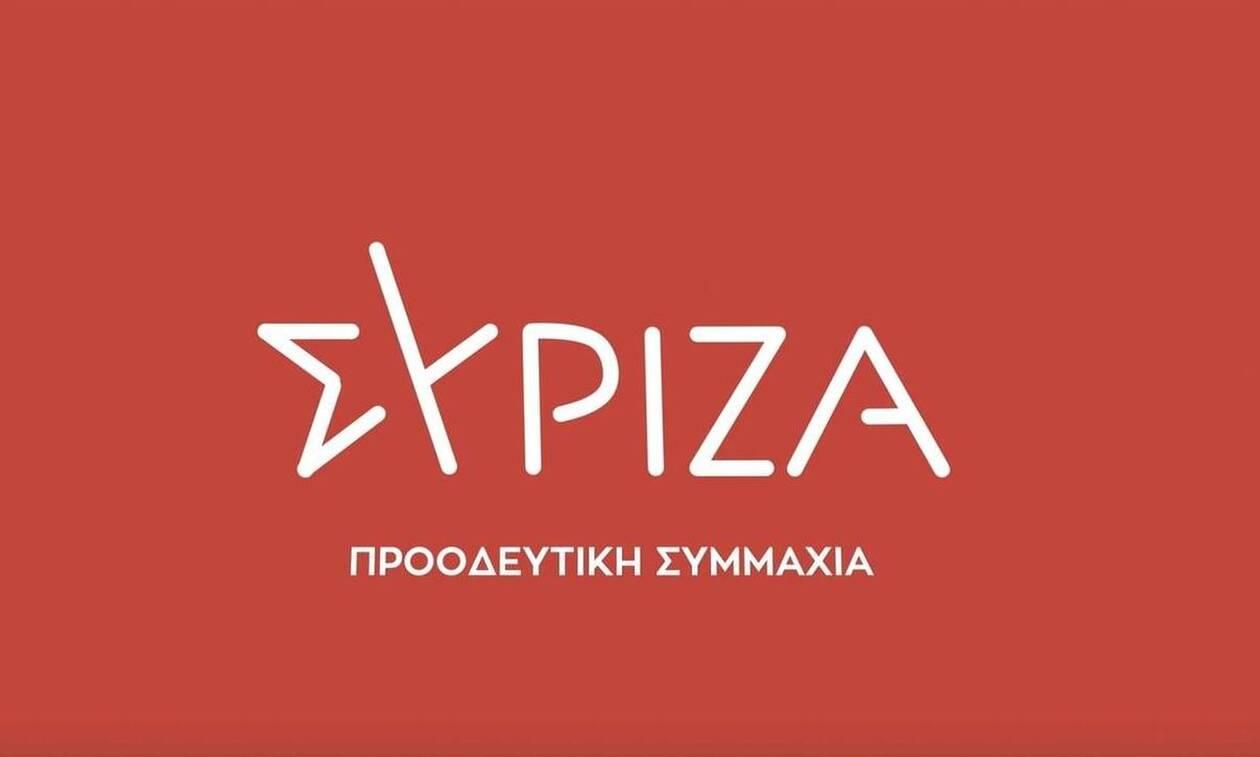 ΣΥΡΙΖΑ: Περιμένουμε αποπομπή Αρκουμανέα για το κορονοπάρτι στον ΕΟΔΥ
