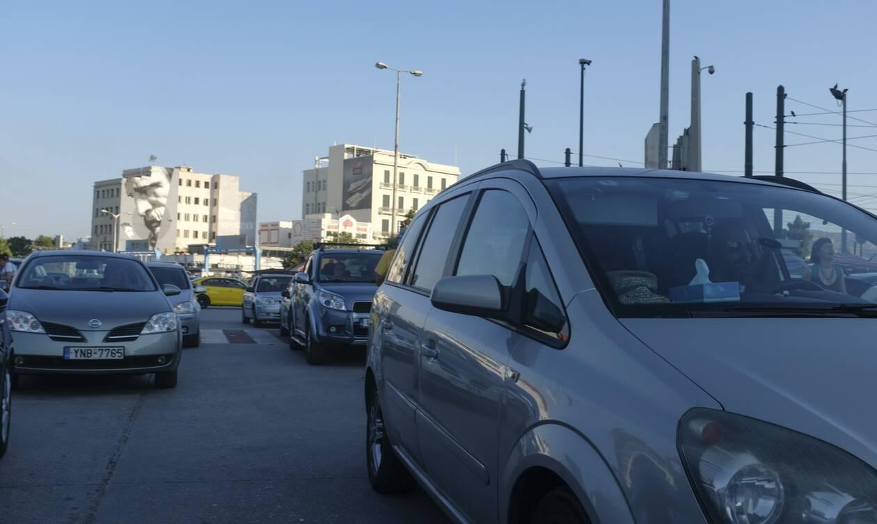 Lockdown: Μείωση της κυκλοφορίας το Σαββατοκύριακο στην Αττική – Σε ποια λεωφόρο έφτασε το 54,1%