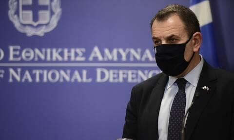 Νίκος Παναγιωτόπουλος: Αντιμετώπιση απειλών, εξοπλιστική ενίσχυση, προσφορά στην Κοινωνία