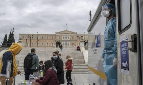 Κορονοϊός: Πότε ήταν η τελευταία φορά που είδαμε να ξεπερνάνε τις 3.000 τα κρούσματα