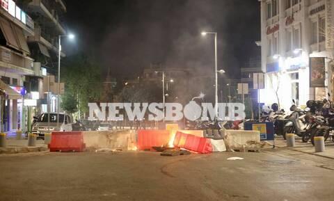 Νέα Σμύρνη: Κουκουλοφόροι επιτέθηκαν σε δημοσιογράφους