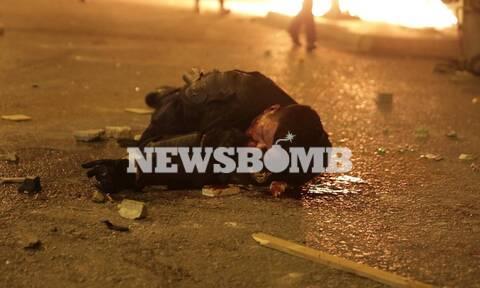 Νέα Σμύρνη: Βίντεο - ντοκουμέντο - Η στιγμή της επίθεσης και ο άγριος ξυλοδαρμός του αστυνομικού