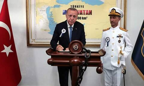 Τριπλή «φάπα» στον Ερντογάν: Οι «μπαρούφες» αποστρατικοποίησης, η Αίγυπτος και ο άφαντος στόλος του