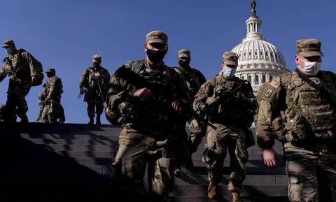 ΗΠΑ: Η Εθνοφρουρά θα παραμείνει στο Καπιτώλιο μέχρι τέλη Μαΐου