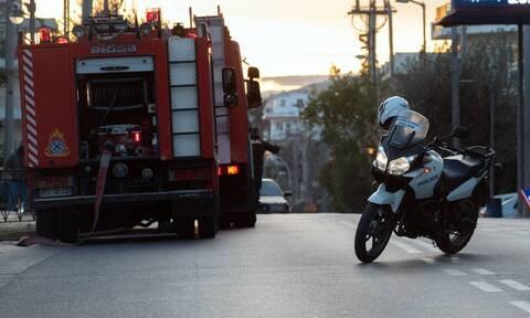 Τραγωδία στη Θεσσαλονίκη: Τρεις νεκροί από φωτιά σε αποθήκη