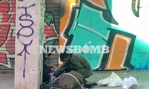 Αθήνα: Σκληρές εικόνες από το κέντρο της πρωτεύουσας - Πιάτσες θανάτου και ξέσπασμα κατοίκων