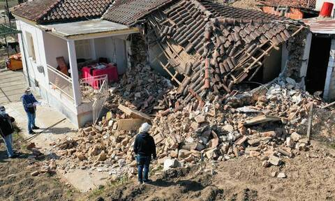Σεισμός Ελασσόνα: Το πόρισμα των σεισμολόγων για τα 6 Ρίχτερ – Ανησυχία για δυνατούς μετασεισμούς
