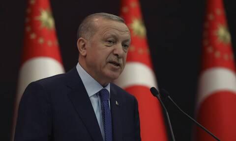 Ερντογάν: Αγοράζουμε κι άλλο γεωτρύπανο - Έχουμε έναν από τους πιο ισχυρούς στόλους
