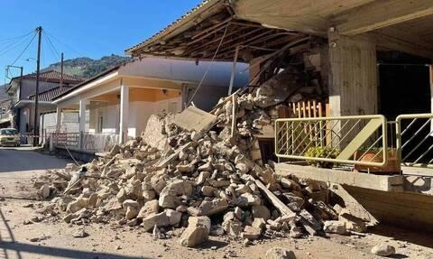 Λάρισα: Εγκαταστάθηκαν οι πρώτοι 13 οικίσκοι στις σεισμόπληκτες περιοχές