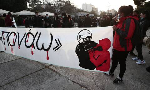 Νέα συγκέντρωση κατά της αστυνομικής βίας το απόγευμα στη Νίκαια