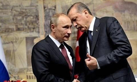 Βραδυφλεγής «βόμβα» στη Μεσόγειο: Πούτιν και Ερντογάν γεμίζουν πυρηνικά εργοστάσια την Τουρκία