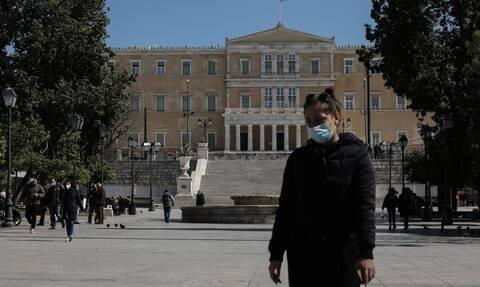 Δημοσκόπηση Metron Analysis: Οι φόβοι του Έλληνα για τη μετά Covid εποχή- Χάνουν σε αποδοχή τα μέτρα