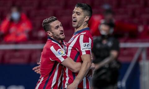 LaLiga: Ανατροπή τίτλου η Ατλέτικο Μαδρίτης – Όλα τα γκολ (video)