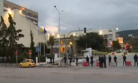 Θεσσαλονίκη: Επιχείρηση εκκένωσης της κατάληψης της πρυτανείας του ΑΠΘ