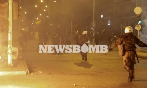 Νέα Σμύρνη: Συνελήφθη μέλος ομάδας αντιεξουσιαστών για τον ξυλοδαρμό του αστυνομικού