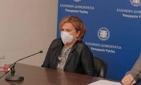 Κοτανίδου: Η Επιτροπή Λοιμωξιολόγων έχασε τον δρόμο – Η κούραση μας οδηγεί σε λάθος αποφάσεις